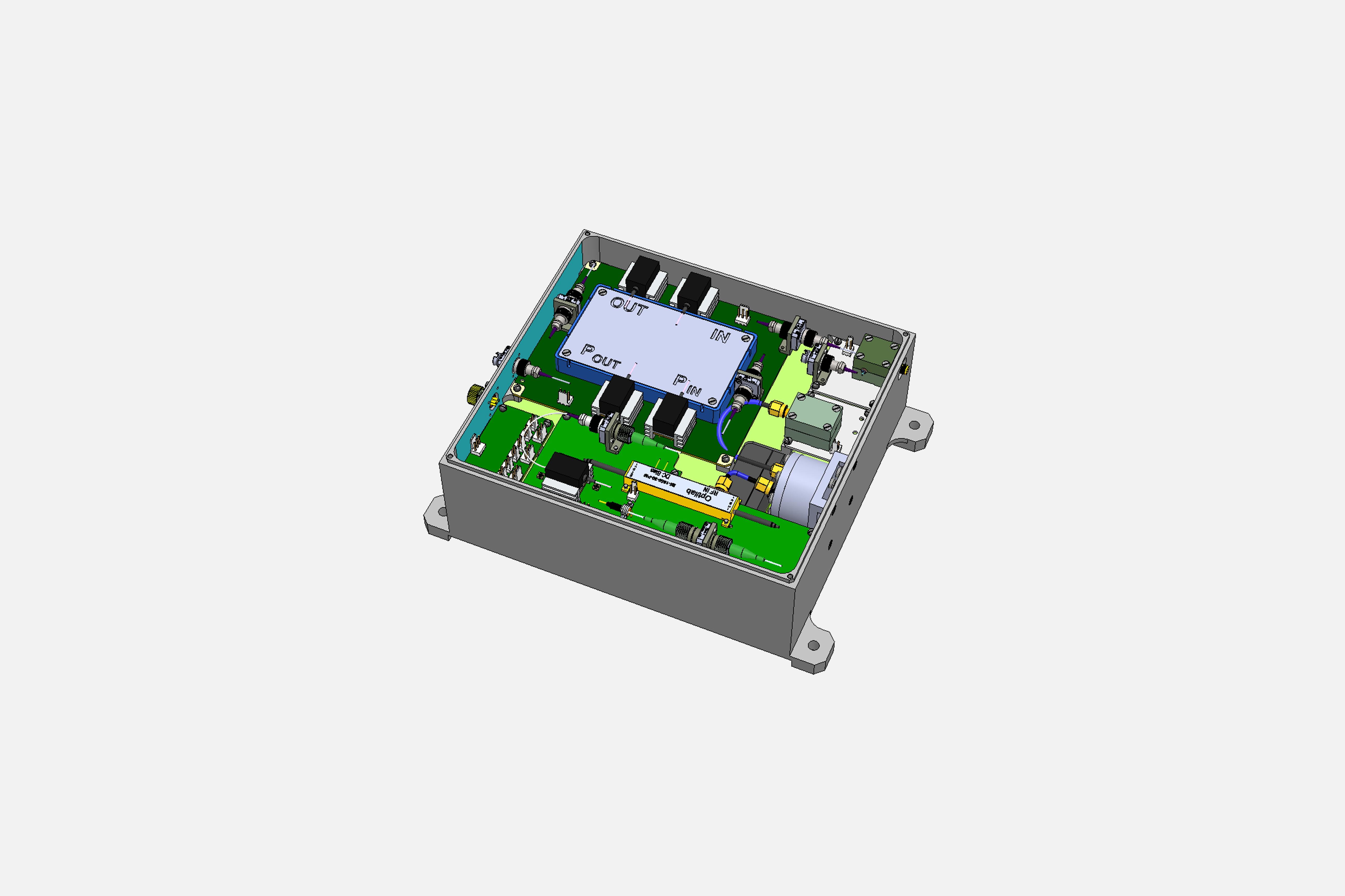 Оптоэлектронный генератор частот