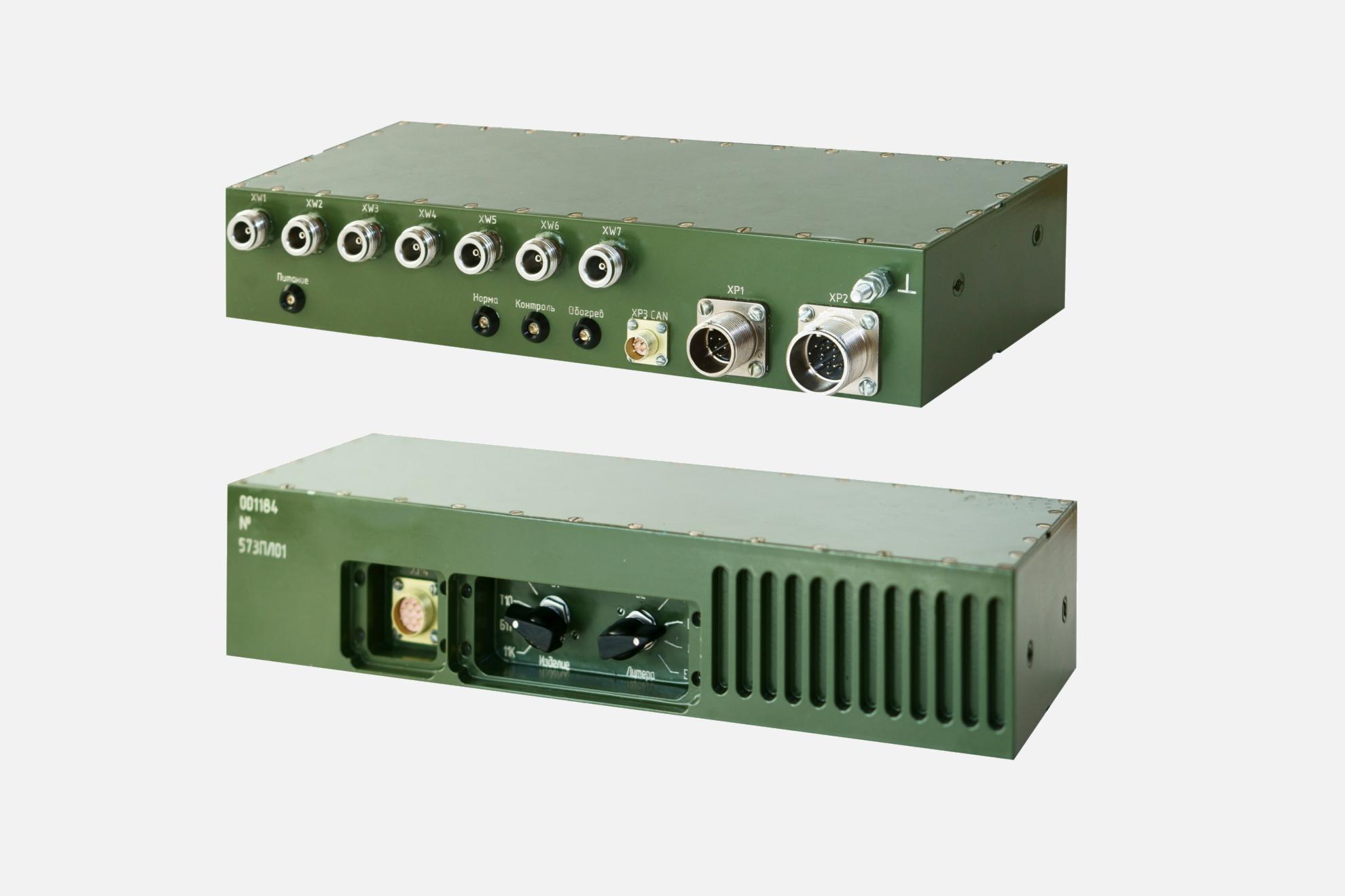 Синтезатор частот